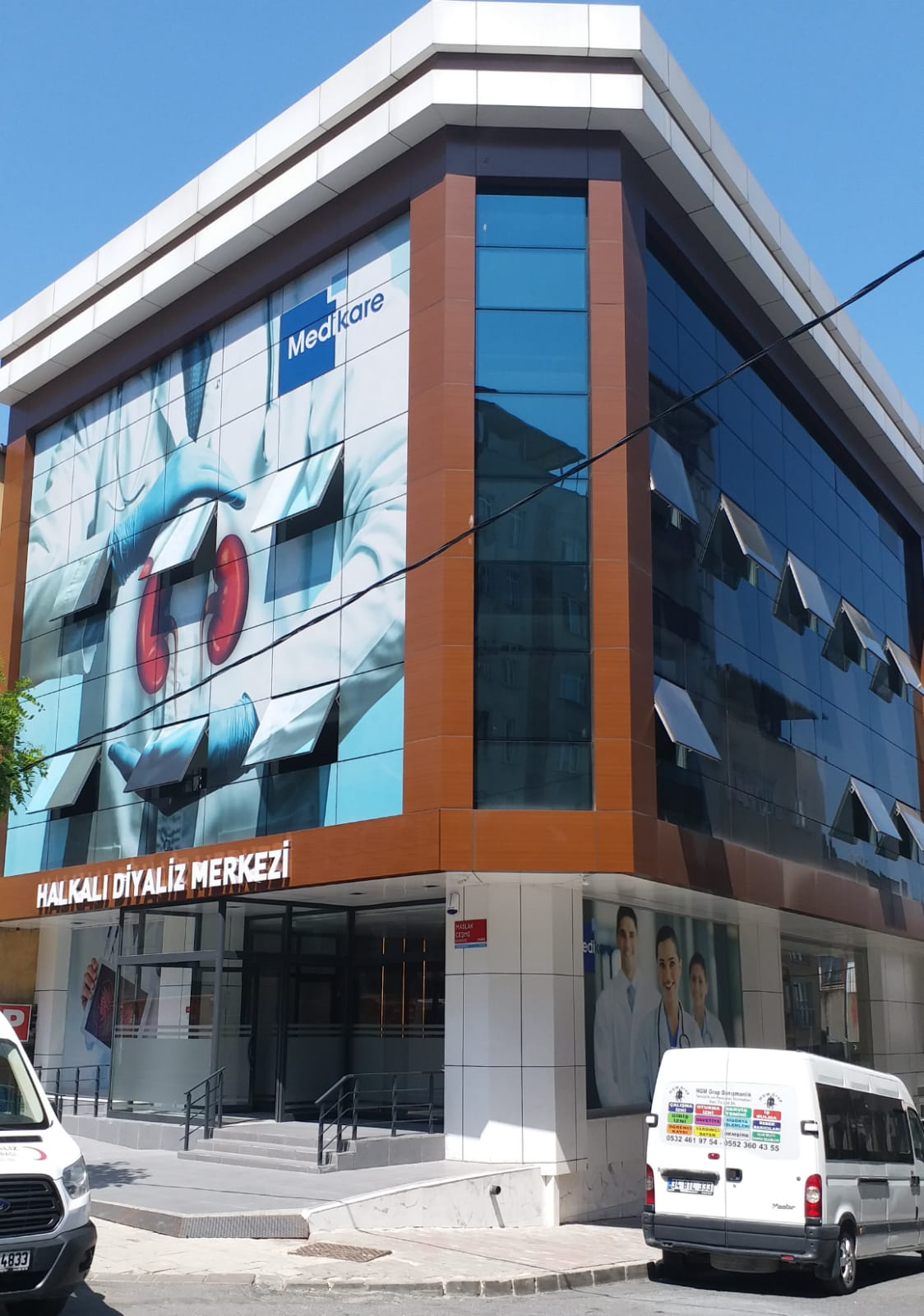 Medikare Halkalı Dialysis Center